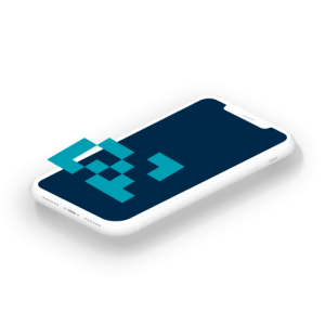 Mobile Footer - Tetris