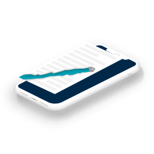 Mobile Footer - Scratcher